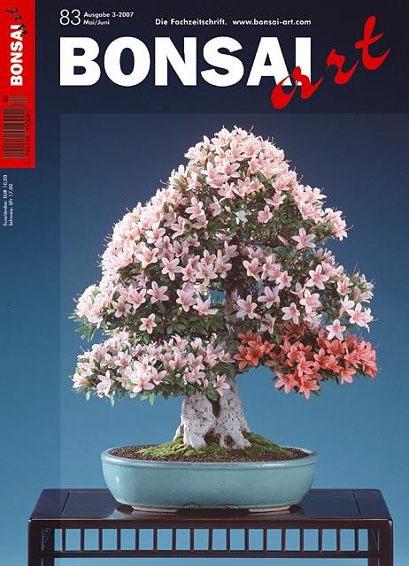 produkte literatur dvd zeitschriften bonsai art 2001 2010 bonsai art 83 mai juni 2007. Black Bedroom Furniture Sets. Home Design Ideas