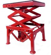 Scissor lift working table / hydraulic