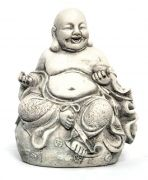 Buddha made of artificial stone