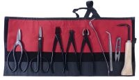 Tool Set, 10 pc. - www.bonsai.de