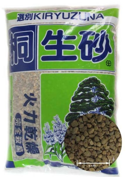 Kiryu Vitaminerde 5-10 mm - www.bonsai.de