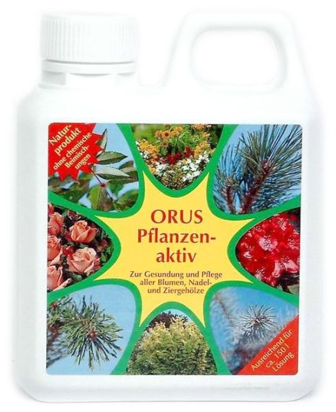 ORUS Pflanzenaktiv (1000 ml) - www.bonsai.de