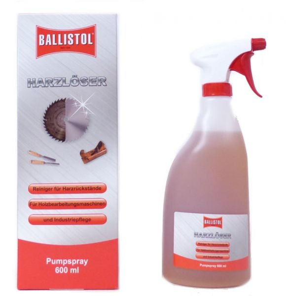 Ballistol - Resin Remover (600 ml) - www.bonsai.de