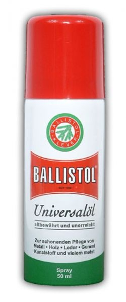 Ballistol Öl (50 ml) - www.bonsai.de