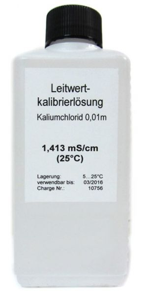 Conductivity Calibration Solution HI7031M (250 ml) - www.bonsai.de