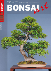 BONSAI ART 156 Juli/August 2019 - www.bonsai.de